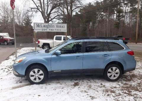 2011 Subaru Outback for sale at McLaughlin Motorz in North Muskegon MI