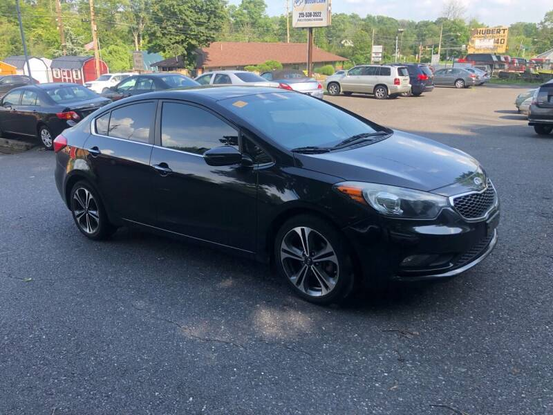 2014 Kia Forte for sale at 22nd ST Motors in Quakertown PA