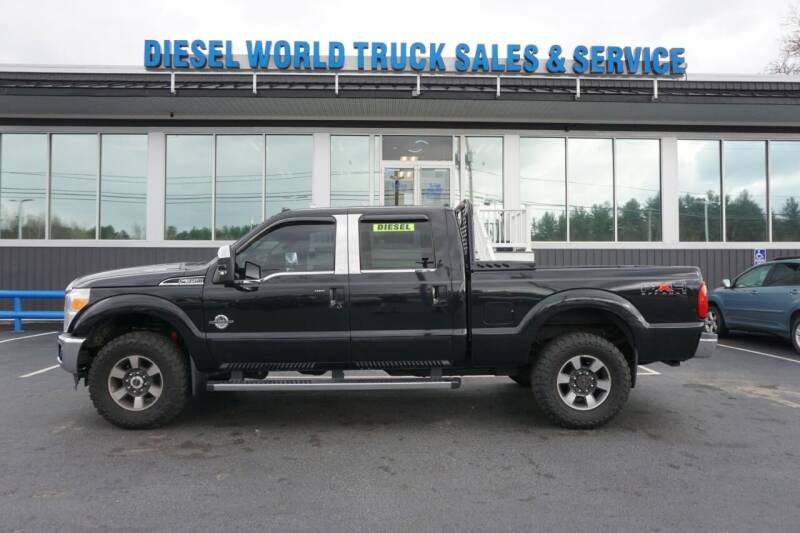 2011 Ford F-350 Super Duty for sale at Diesel World Truck Sales in Plaistow NH
