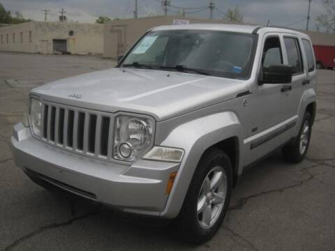 2009 Jeep Liberty for sale at ELITE AUTOMOTIVE in Euclid OH