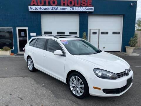2012 Volkswagen Jetta for sale at Saugus Auto Mall in Saugus MA