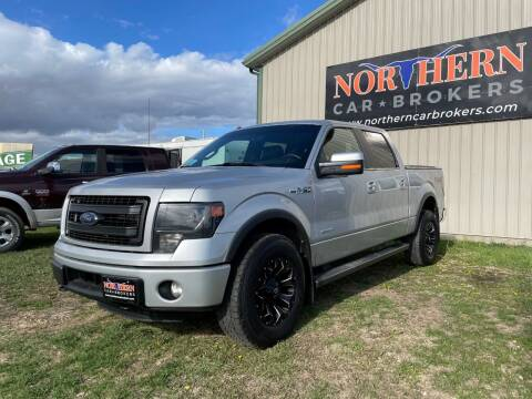 2014 Ford F-150 for sale at Northern Car Brokers in Belle Fourche SD