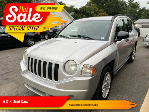 2007 Jeep Compass for sale at A & R Used Cars in Clayton NJ