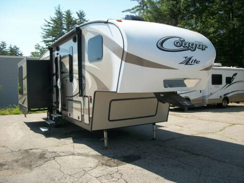 2017 Keystone Cougar X-Lite 28SGS for sale at Olde Bay RV in Rochester NH