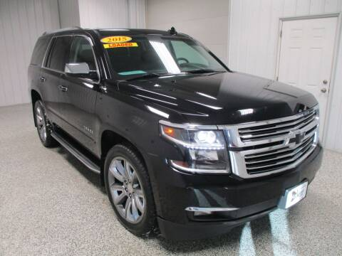 2015 Chevrolet Tahoe for sale at LaFleur Auto Sales in North Sioux City SD