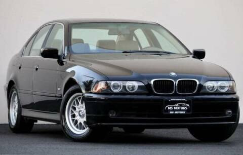 2002 BMW 5 Series for sale at MS Motors in Portland OR