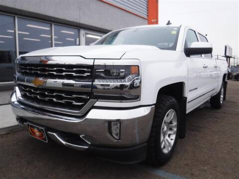 2018 Chevrolet Silverado 1500 for sale at Torgerson Auto Center in Bismarck ND