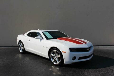 2013 Chevrolet Camaro for sale at El Patron Trucks in Norcross GA