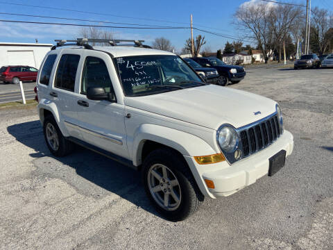 2006 Jeep Liberty for sale at US5 Auto Sales in Shippensburg PA