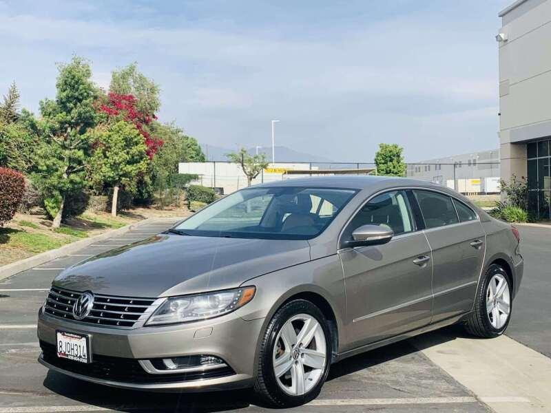 2014 Volkswagen CC for sale at CARLIFORNIA AUTO WHOLESALE in San Bernardino CA