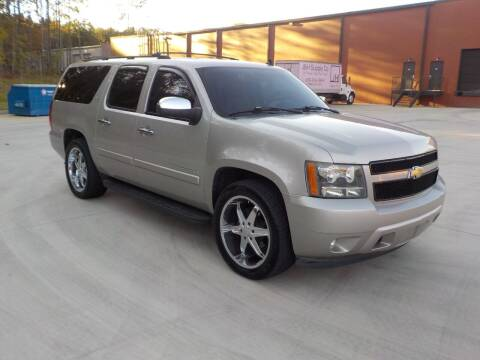 2008 Chevrolet Suburban for sale at Salton Motor Cars in Alpharetta GA