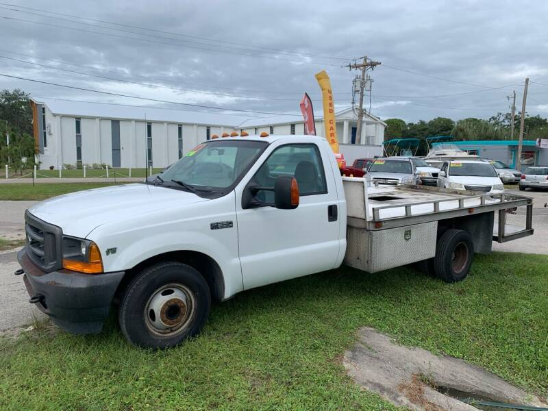 2001 Ford F-350 Super Duty for sale at EXECUTIVE CAR SALES LLC in North Fort Myers FL