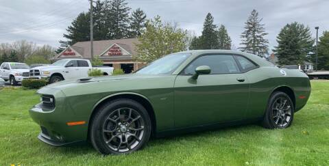 2018 Dodge Challenger for sale at A 1 Motors in Monroe MI