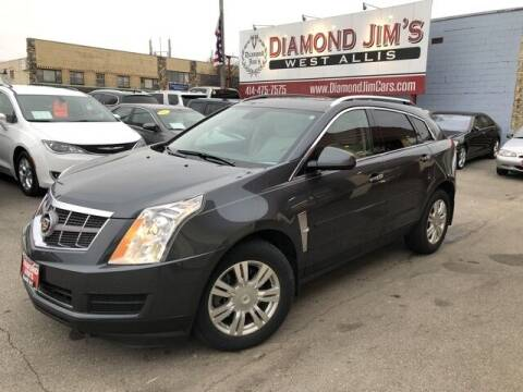 2011 Cadillac SRX for sale at Diamond Jim's West Allis in West Allis WI