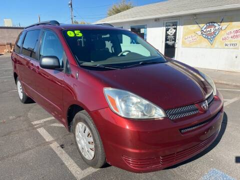 2005 Toyota Sienna for sale at Robert Judd Auto Sales in Washington UT