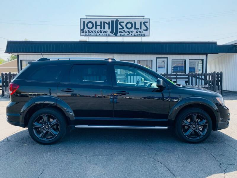 2019 Dodge Journey for sale at John Solis Automotive Village in Idaho Falls ID