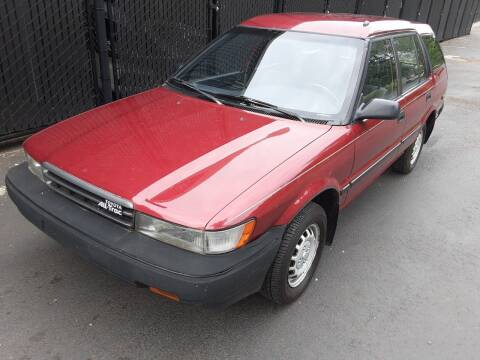 1988 Toyota Corolla for sale at METROPOLITAN MOTORS in Kirkland WA
