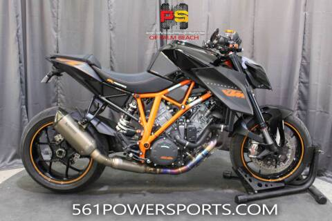 2016 KTM 1290 Super Duke R for sale at Powersports of Palm Beach in Hollywood FL