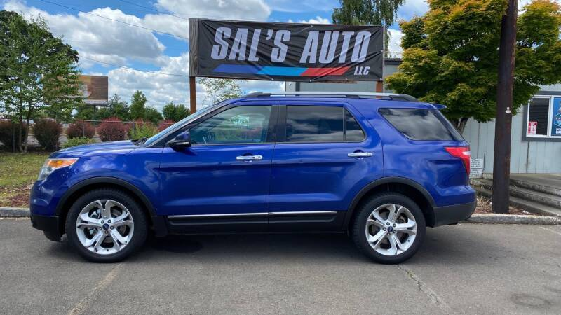 2014 Ford Explorer for sale at Sal's Auto in Woodburn OR