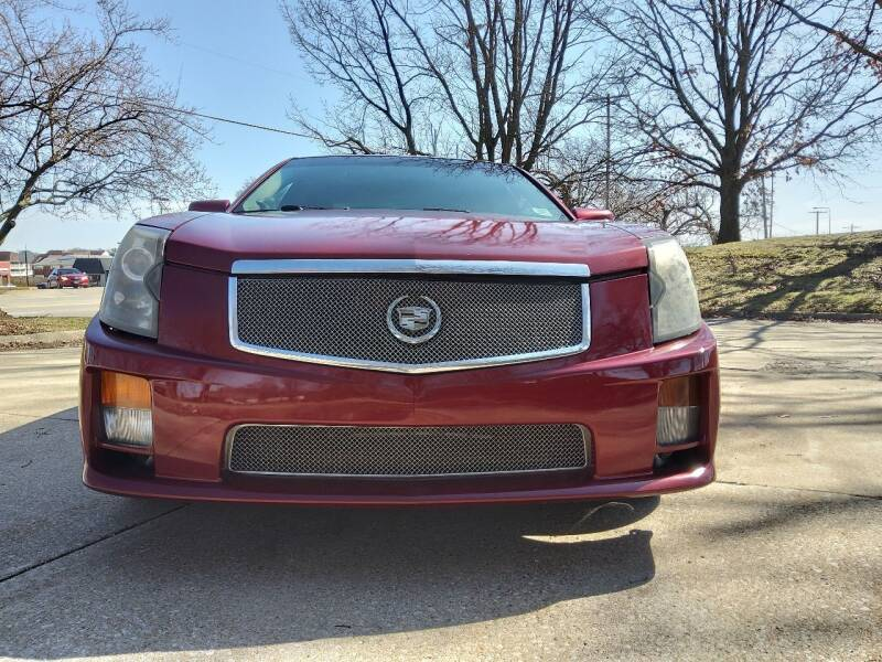 2007 Cadillac CTS-V for sale at Crispin Auto Sales in Urbana IL