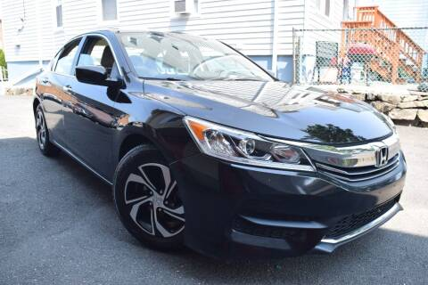 2017 Honda Accord for sale at VNC Inc in Paterson NJ
