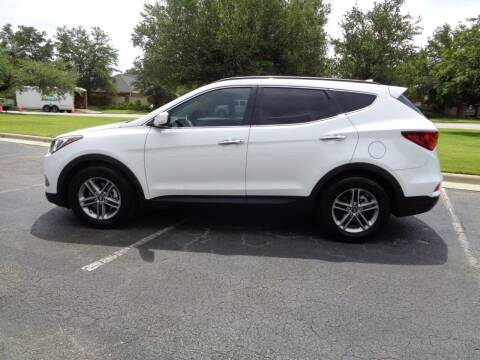 2017 Hyundai Santa Fe Sport for sale at BALKCUM AUTO INC in Wilmington NC