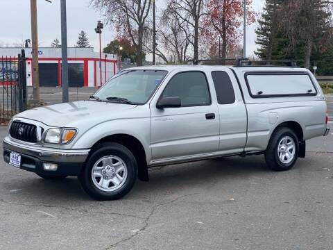 2004 Toyota Tacoma for sale at KAS Auto Sales in Sacramento CA