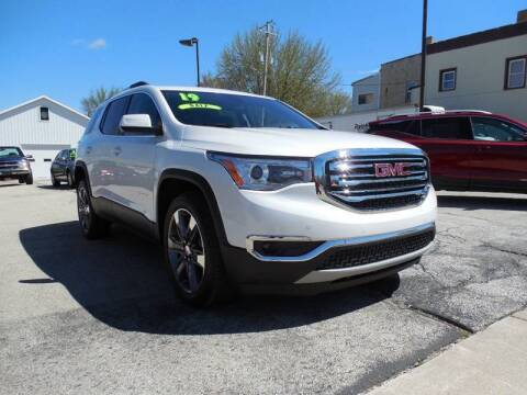 2019 GMC Acadia for sale at Streich Motors Inc in Fox Lake WI