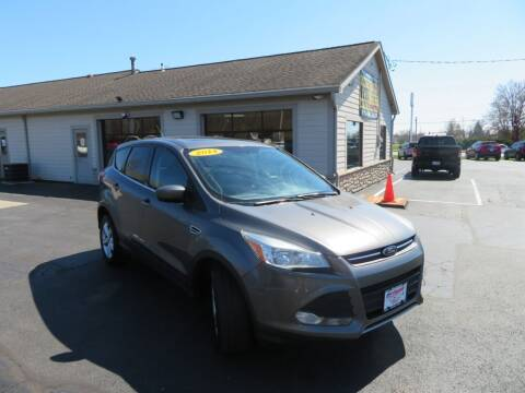 2014 Ford Escape for sale at Tri-County Pre-Owned Superstore in Reynoldsburg OH