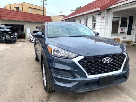 2019 Hyundai Tucson for sale at ELITE MOTOR CARS OF MIAMI in Miami FL