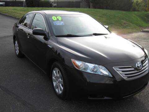 2009 Toyota Camry Hybrid for sale at Reza Dabestani in Knoxville TN
