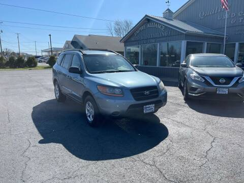 2009 Hyundai Santa Fe for sale at Empire Alliance Inc. in West Coxsackie NY