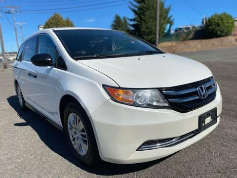 2014 Honda Odyssey for sale at South Tacoma Motors Inc in Tacoma WA