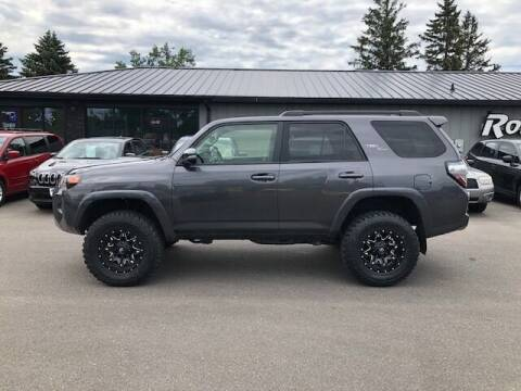 2019 Toyota 4Runner for sale at ROSSTEN AUTO SALES in Grand Forks ND