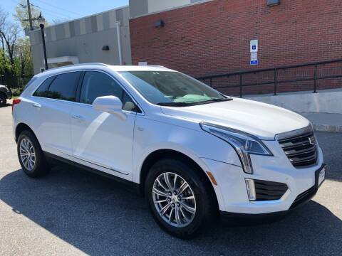 2017 Cadillac XT5 for sale at Imports Auto Sales Inc. in Paterson NJ