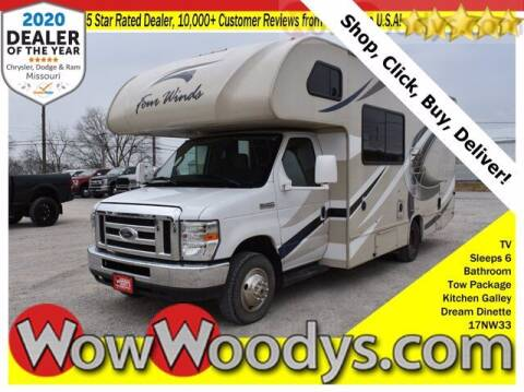 2017 Ford E-Series Chassis for sale at WOODY'S AUTOMOTIVE GROUP in Chillicothe MO