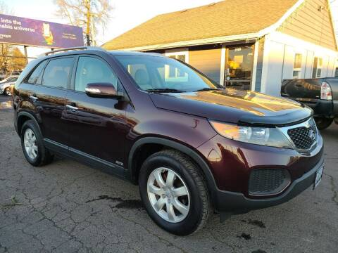 2013 Kia Sorento for sale at Universal Auto Sales in Salem OR