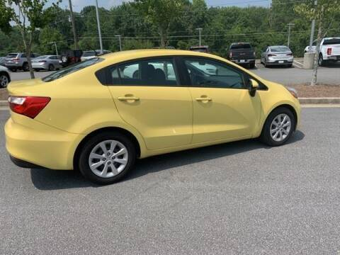 2016 Kia Rio for sale at CU Carfinders in Norcross GA
