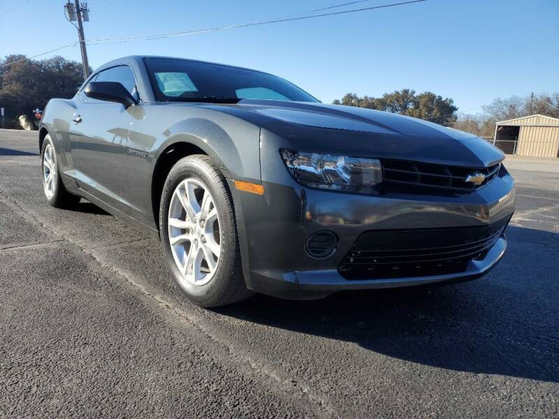 2015 Chevrolet Camaro for sale at Thornhill Motor Company in Lake Worth TX