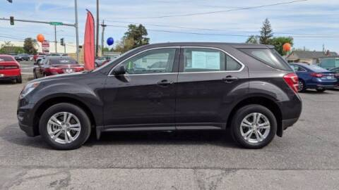 2016 Chevrolet Equinox for sale at Alvarez Auto Sales in Kennewick WA