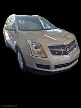 2012 Cadillac SRX for sale at Car Shop of Mobile in Mobile AL