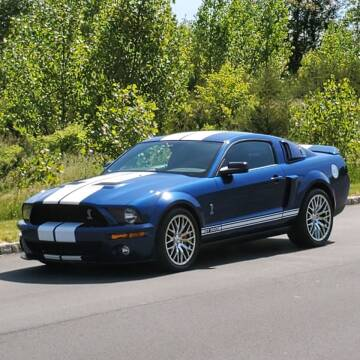 2007 Ford Shelby GT500 for sale at R & R AUTO SALES in Poughkeepsie NY