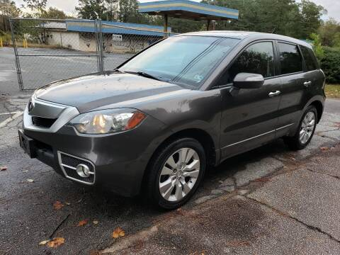 2011 Acura RDX for sale at GA Auto IMPORTS  LLC in Buford GA