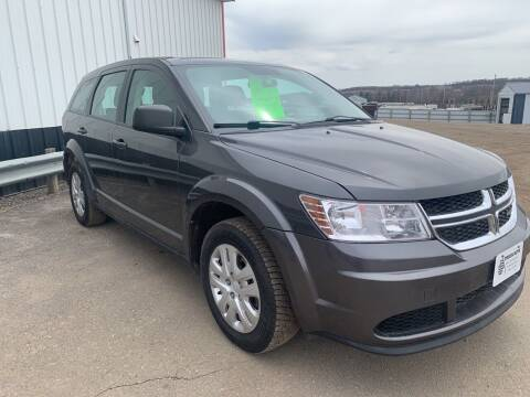 2014 Dodge Journey for sale at TRUCK & AUTO SALVAGE in Valley City ND