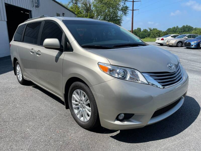2017 Toyota Sienna for sale at Zimmerman's Automotive in Mechanicsburg PA