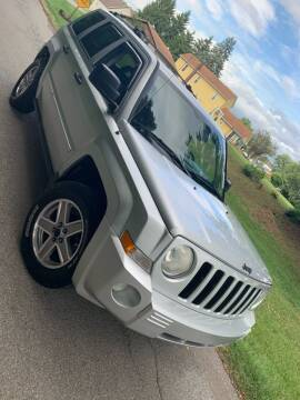 2007 Jeep Patriot for sale at Trocci's Auto Sales in West Pittsburg PA