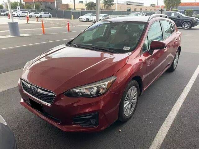 2018 Subaru Impreza for sale at Mobility Solutions in Newburgh NY