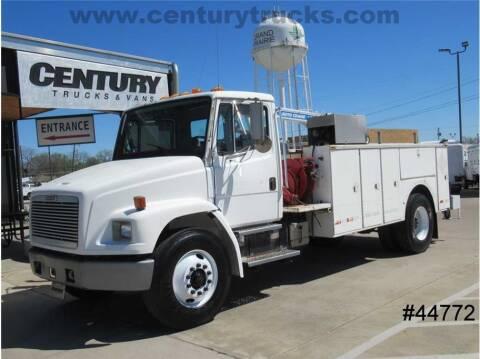2000 Freightliner FL70 for sale at CENTURY TRUCKS & VANS in Grand Prairie TX