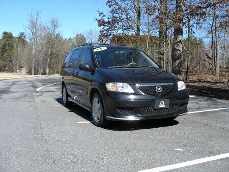 2003 Mazda MPV for sale at RICH AUTOMOTIVE Inc in High Point NC