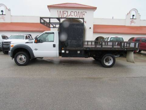 2015 Ford F-550 Super Duty for sale at HANSEN'S USED CARS in Ottawa KS